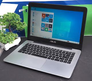 Laptop Bekas Asus X455LNB