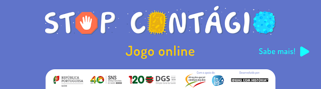 Jogo Stop Contágio