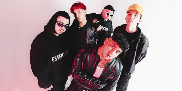 """AQUIHAYAQUIHAY  aspira a posicionarse en el M-Pop con """":)"""" y """":(""""  sus dos EP's"""
