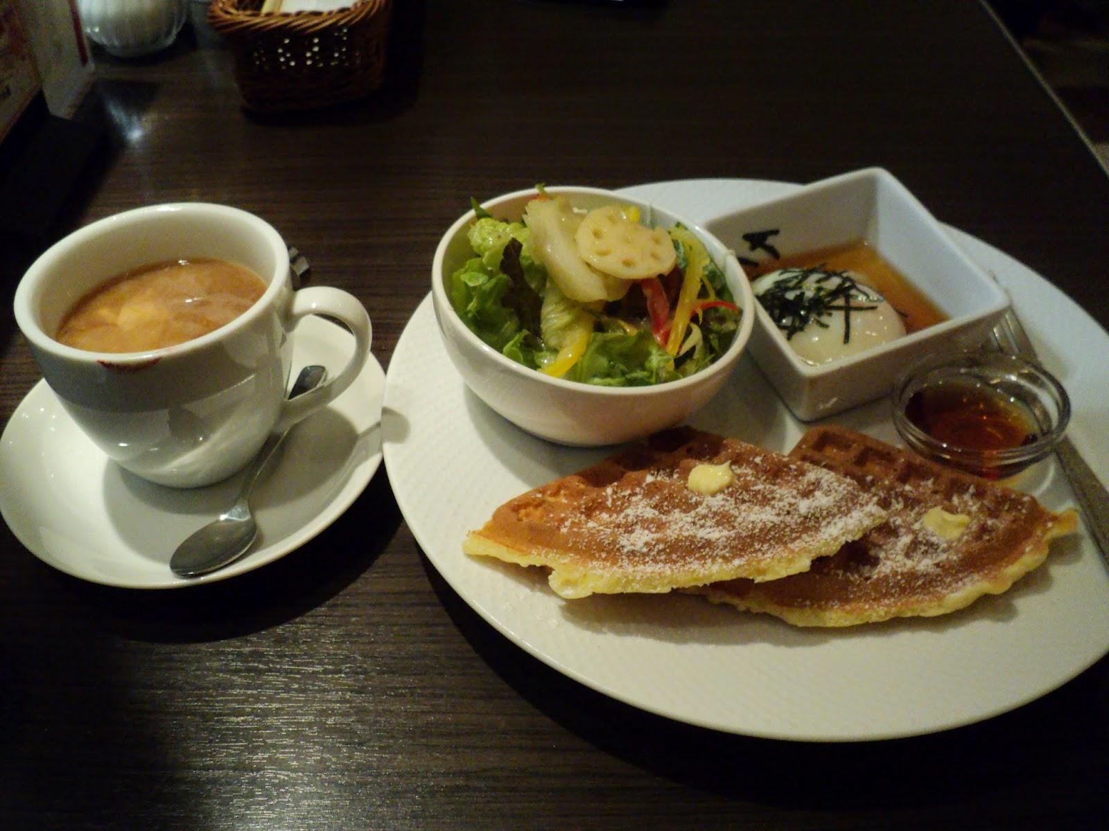 Light breakfast. Tokyo Consult. TokyoConsult.