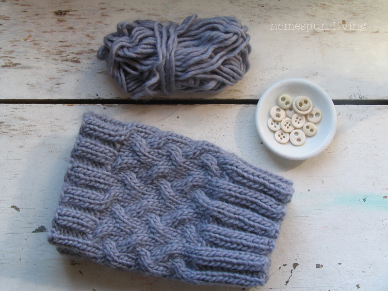 Homespun Living Tutorials Patterns