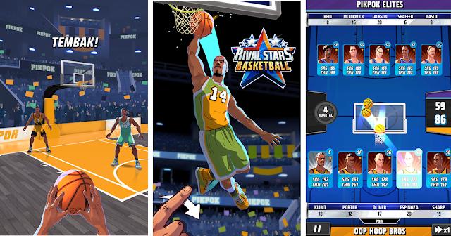 Rival Stars Basketball Android