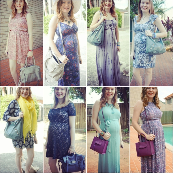 Away From Blue Blog #31Days31DifferentDresses Style Challenge Pt3