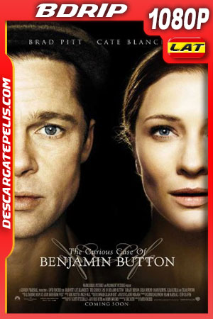El curioso caso de Benjamin Button (2008) BDrip 1080p Latino – Ingles