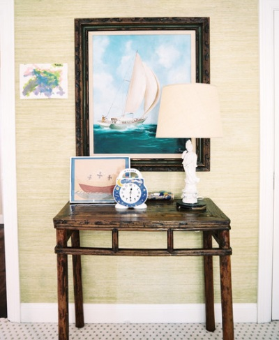 decorating with nautical art