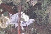 Pesawat Rimbun Air Yang Jatuh Di Sugapa Ditemukan