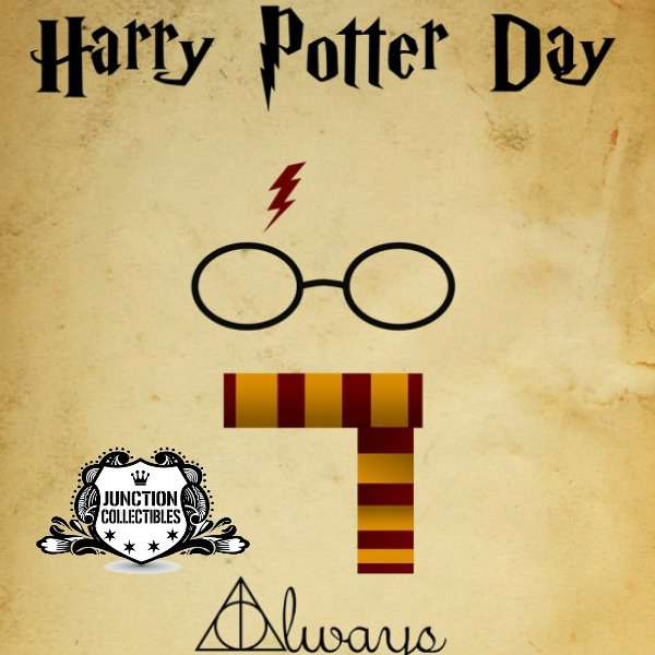 International Harry Potter Day Wishes for Whatsapp