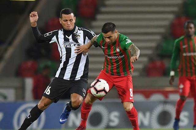 بث مباشر مباراة بورتيمونينسي وماريتيمو اليوم 22-06-2020 الدوري البرتغالي