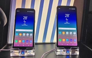 Cara Screenshots di Samsung Galaxy A6 dan A6 + [2 metode cepat]
