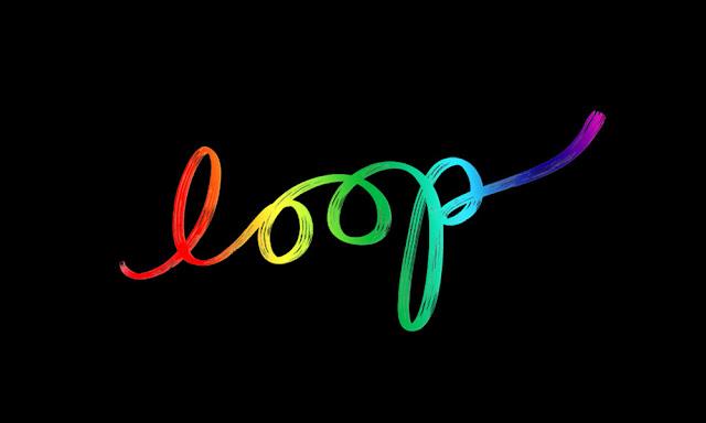 Pixar Loop Logo