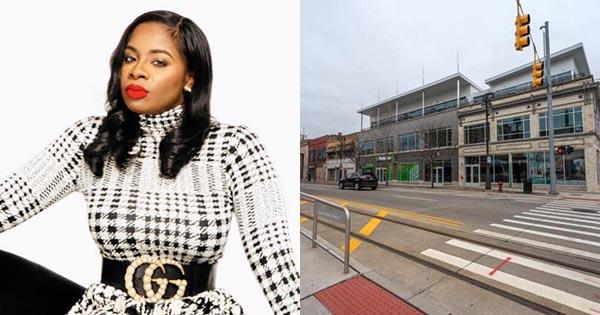 Katrina Wilson, founder of Creme Brulee Detroit