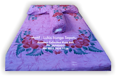 Sprei Bali Lukis