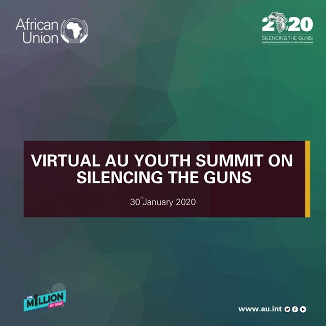 The African Union Commission Virtual Youth Summit 2020