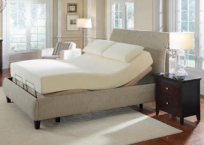 king adjustable bed