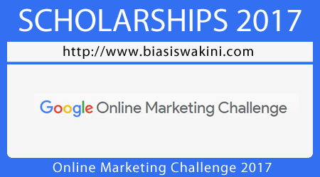 Online Marketing Challenge 2017
