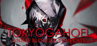Tokyo Gahoel Blogger Template