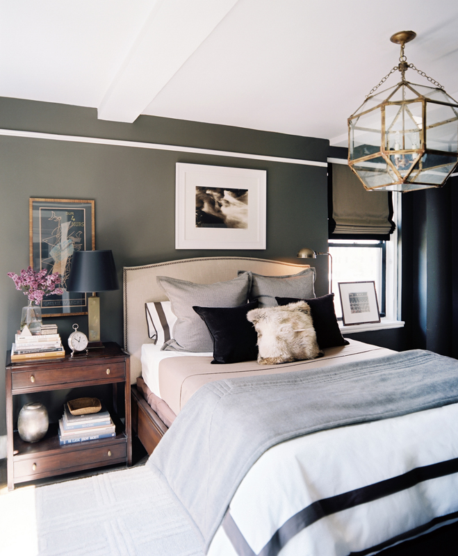 The Peak Of Très Chic Kitchen Light: The Peak Of Très Chic: Bedroom Revamp