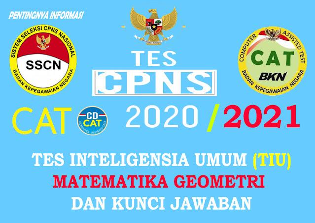 CPNS 2021-Kumpulan Soal-soal dan Kunci Jawaban Ujian CAD ...
