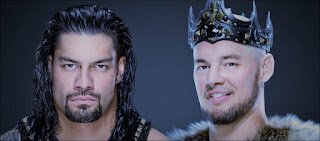 Roman Reigns .vs. Baron Corbin (Royal Rumble 2020)