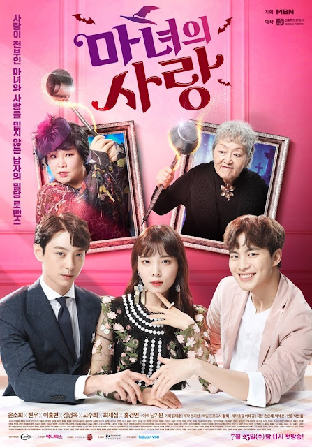 Drama Korea Witch's Love Subtitle Indonesia