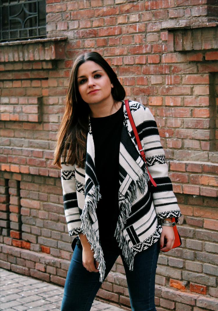 chaqueta étnica blog moda leon