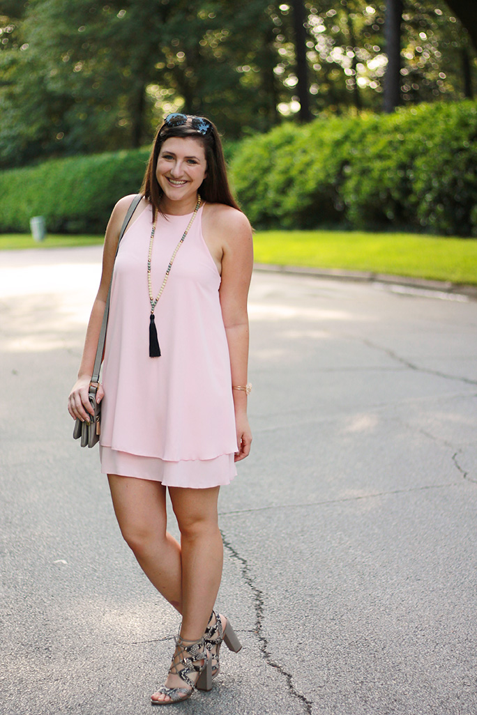 the university of texas personal style blogger