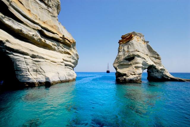 Sightseeing, Milos Island