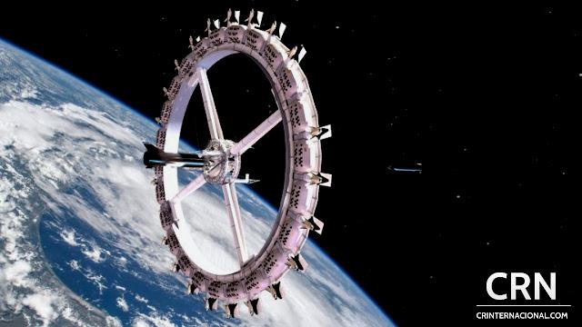 El primer hotel espacial abrirá sus puertas