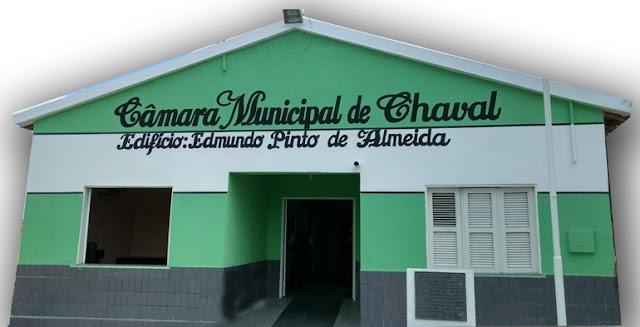 Projeto de lei que concede reajuste salarial para servidores de Chaval será votado nessa segunda