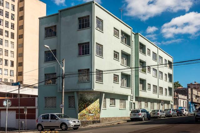 Edifício Dr. Jorge Magno Borges