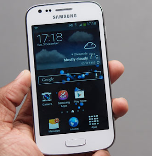 Upgrade Samsung Galaxy ACE 3 GT S7270 ke Android 6 Marshmallow