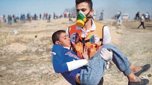 Unicef urge a Israel a poner fin a asesinato de niños en Gaza