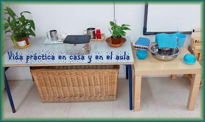 Vida practica en casa y en el aula