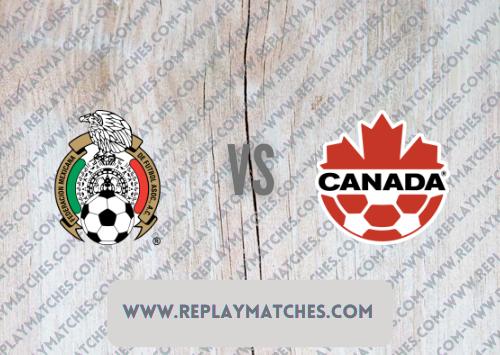 Mexico vs Canada Highlights 08 October 2021