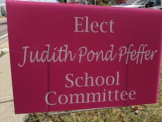 Franklin Candidate Interview: Judith Pond Pfeffer