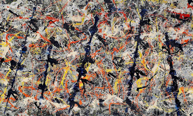 Abstract Expressionism Jackson Pollock Art