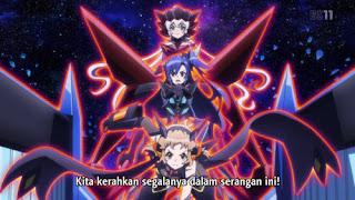 Download Senki Zesshou Symphogear AXZ Episode 03 Subtitle Indonesia