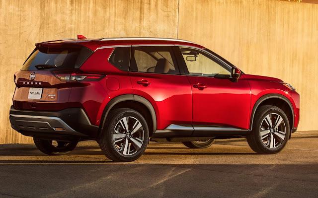 Nissan X-Trail chega ao Brasil em 2021 para enfrentar Tiguan