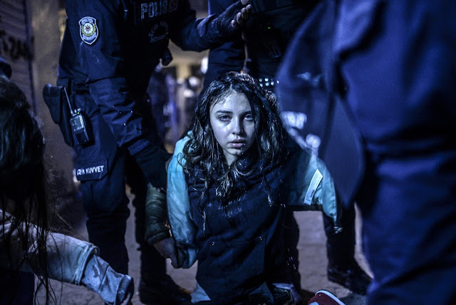 World Press Photo Contest 2015, Noticias de último minuto, Spot News, Istanbul Protest, Bulent Kilic