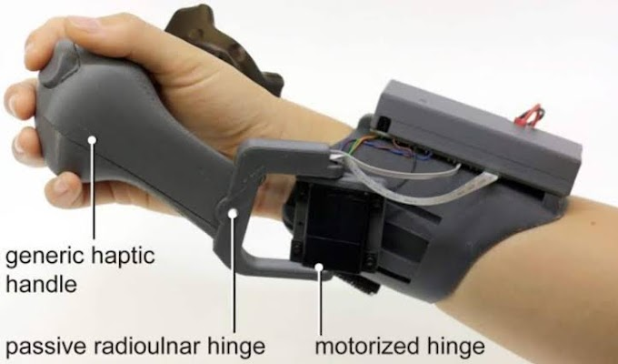 Microsoft will also be a part in VR and Haptics