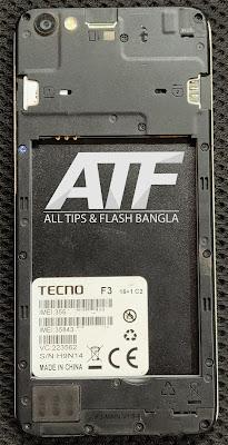 TECNO F3 FLASH FILE