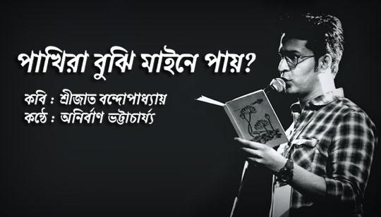 Pakhira Bujhi Maine Pay Poem Lyrics by Anirban And Srijato