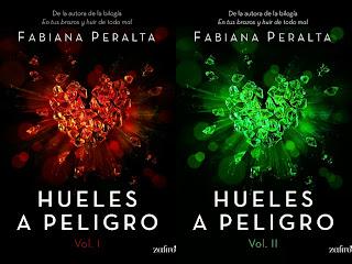 [SINOPSIS] Bilogía Hueles A Peligro - Fabiana Peralta.