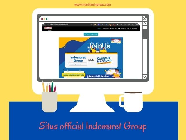 situs official indomaret group