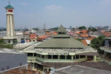 Membersihkan Keramik Mesjid dengan Jet-X - Marbot di Jakarta