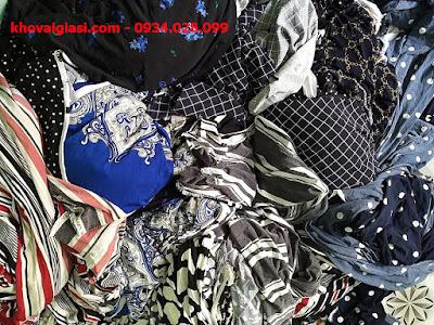 Vải khúc giá rẻ cho xưởng may đồ bộ