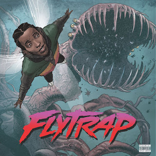 CJ Fly - Flytrap (2016) - Album Download, Itunes Cover, Official Cover, Album CD Cover Art, Tracklist