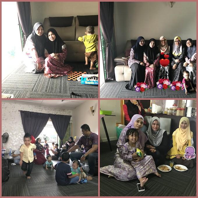 Reunion di Hari Raya