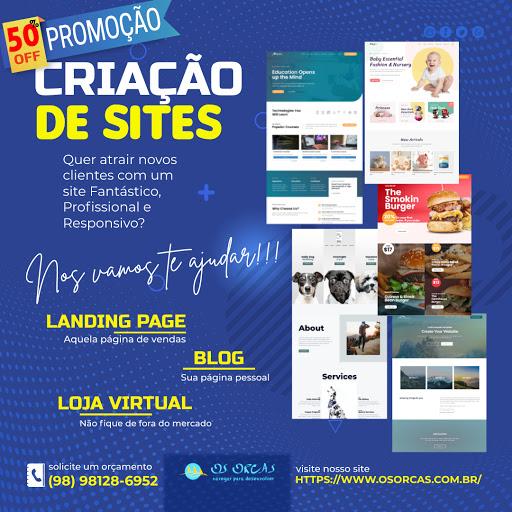 Quer ter um site?