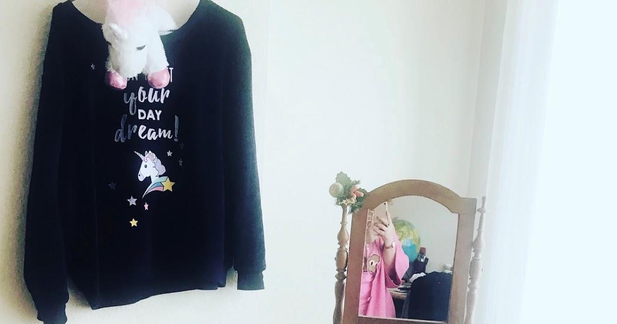 a9a3e0b6bb Mis compras en Primark Madrid - el último haul del 2017- El pijama de  unicornio - Makimarujeos de una hobbit pija